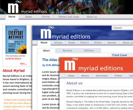 Myriad designs