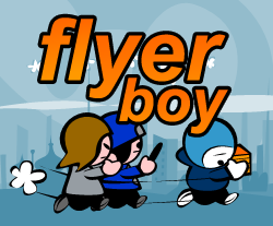 Flyerboy the game!